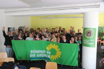 Seminartag Grüne Zukunft Bezirksverband Oberbayern Bündnis 90 / DIE GRÜNEN
