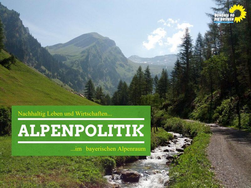 Nachhaltig leben und wirtschaften in den bayerischen Alpen