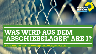 ARE Manching Abschiebelager Ingolstadt Ankunfts- und Rückführungseinrichtung BAMF