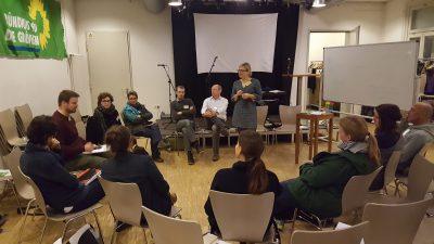 Mitgliederförderung Grüne Zukunft des Bezirksverbands Oberbayern der Grünen
